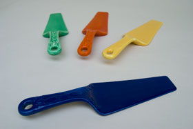 Original Cobalt Kitchen Kraft Cake Lifter: GoAlong Fiestaware Pottery For Sale