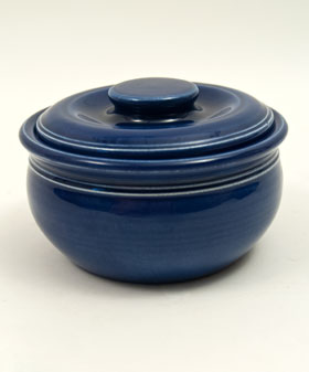 Fiesta Kitchen Kraft Individual Casserole in Original Cobalt Blue