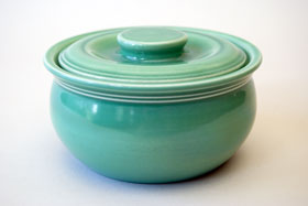 Fiesta Kitchen Kraft Individual Casserole in Original Green