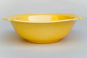 Riviera Pottery Original Yellow Nappy For Sale
