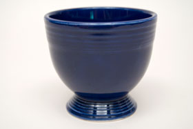 Fiesta Vintage Original Cobalt Egg Cup: Fiestaware For Sale