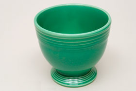 Fiesta Vintage Original Green Egg Cup: Fiestaware For Sale