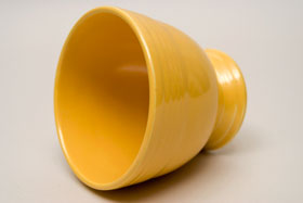 Fiesta Vintage Original Yellow Egg Cup: Fiestaware For Sale