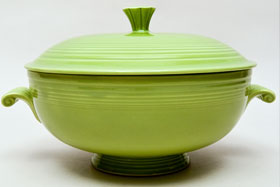 Chartreuse Fiesta Covered Casserole