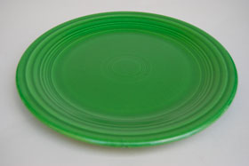 Medium Green Fiesta Individual Salad Bowl Fiestaware Pottery For Sale