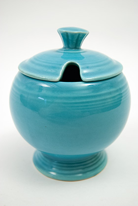 Turquoise Vintage Fiestaware: Turquoise Fiesta Pottery For Sale: Old