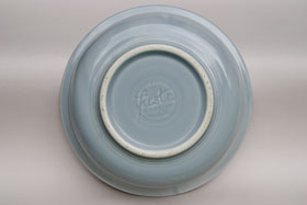 Vintage Fiesta Original 50s Gray Nappy Vegetable Serving Bowl  Fiestaware Pottery Vase: Gift, Rare, Hard to Find, Buy Onlline Now, American Antique Pottery