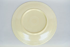 Ivory Vintage Fiesta 13 inch Chop Plate Fiestaware For Sale Old Authentic
