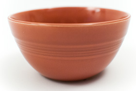 Rose Vintage Harlequin 36s Bowl 30s 40s Homer Laughlin American Dinnerware Solid Color Mix-n-Match