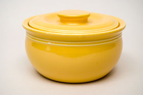Fiesta Kitchen Kraft Individual Casserole in Original Yellow