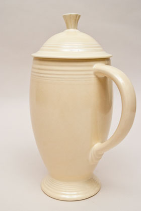 Fiesta Pottery For Sale Vintage Fiestaware Ivory Coffee Pot