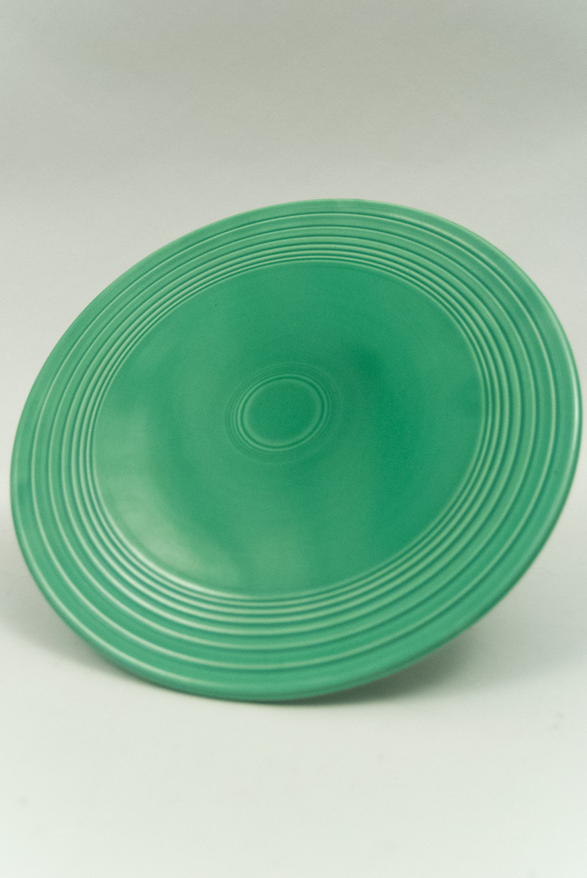 ... Original Light GreenVintage Fiesta Cake Plate Fiestaware For Sale Old Authentic & Original Light GreenVintage Fiestaware Cake Plate Fiestaware Pottery ...