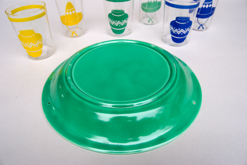 ... Kitchen Kraft Pie Plate in Original Green Hard to Find Go-Along Fiestaware Pottery & Kitchen Kraft Pie Plate in Original Green Fiestaware Pottery For ...