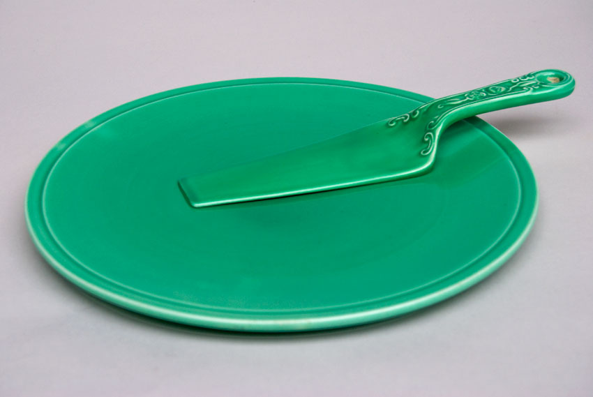 ... Kitchen Kraft Cake Plate in Original Green Hard to Find Go-Along Fiestaware Pottery & Kitchen Kraft Cake Plate in Original Green Fiestaware Pottery For ...