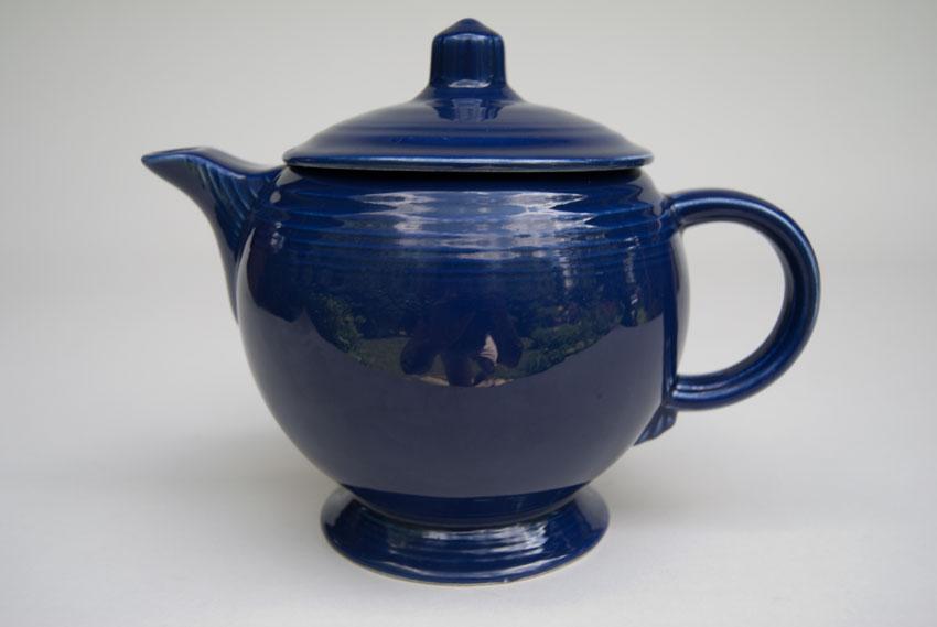 Fiesta Pottery For Sale Vintage Fiestaware Original Cobalt