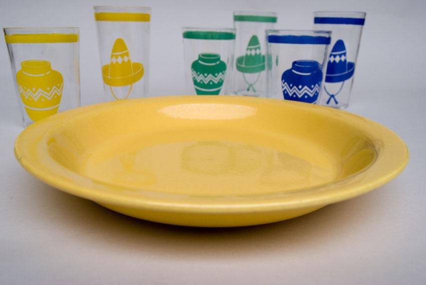 ... Kitchen Kraft Pie Plat in Original Yellow Hard to Find Go-Along Fiestaware Pottery & Kitchen Kraft Pie Plate in Original Yellow Fiestaware Pottery For ...