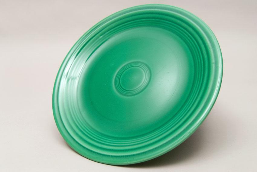 Vintage Fiesta Pottery 10 Quot Dinner Plate In Original Light