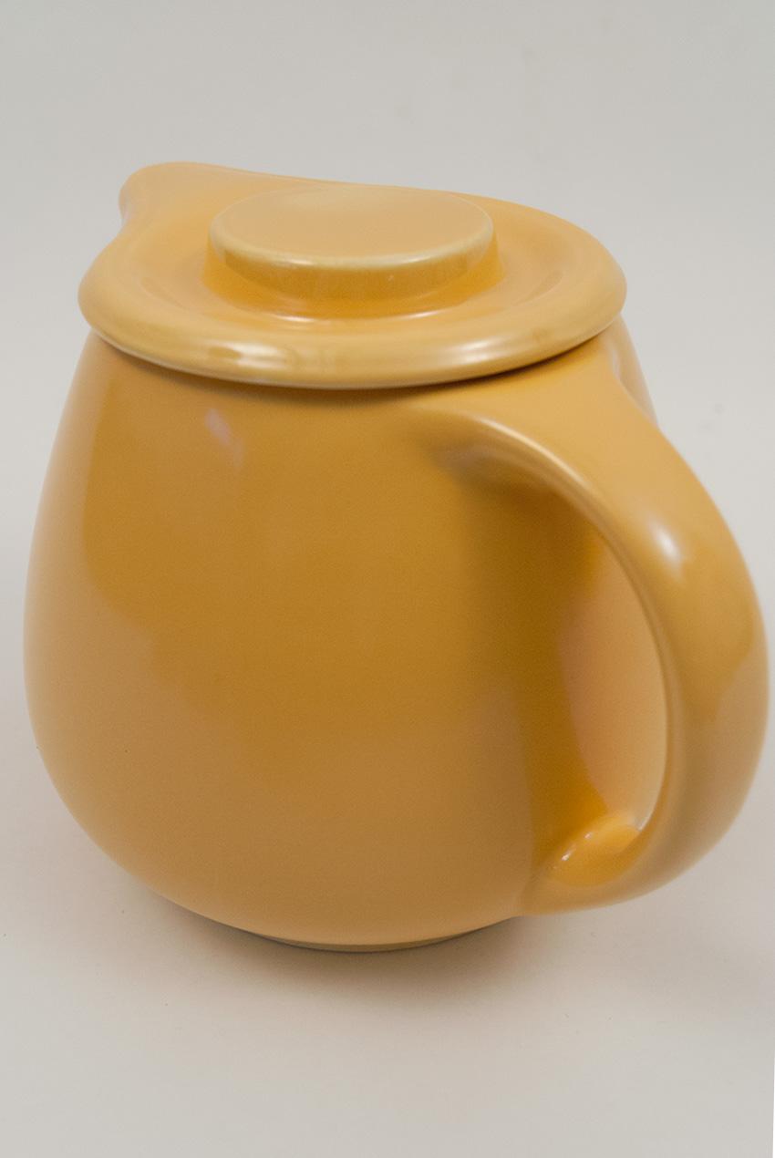 Kitchen Kraft Covered Jug Fiestaware Pottery For Sale