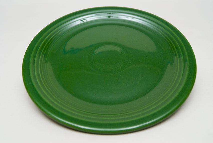 Vintage Fiesta Forest Green 50s Colors 7inch Salad Plate