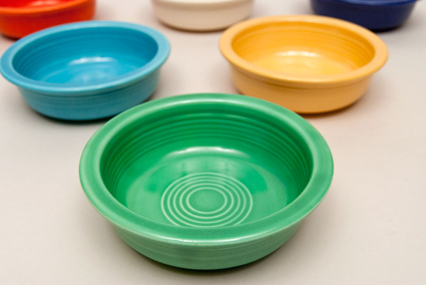 fiesta pottery Vintage