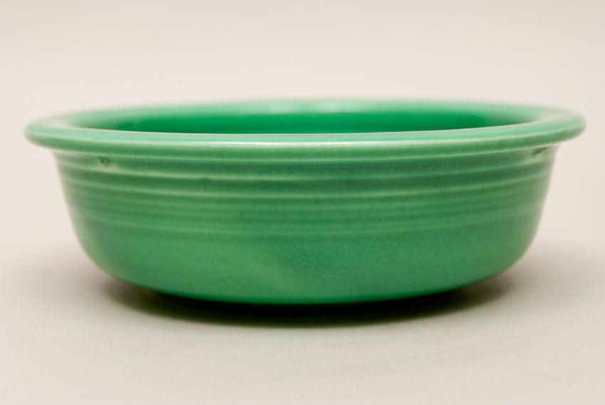 Light Green Vintage Fiestaware Fruit Bowl For