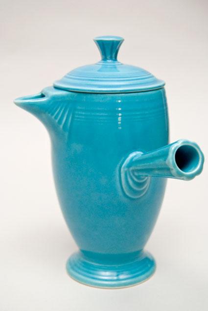 Turquoise Vintage Fiestaware For Sale Original Demitasse