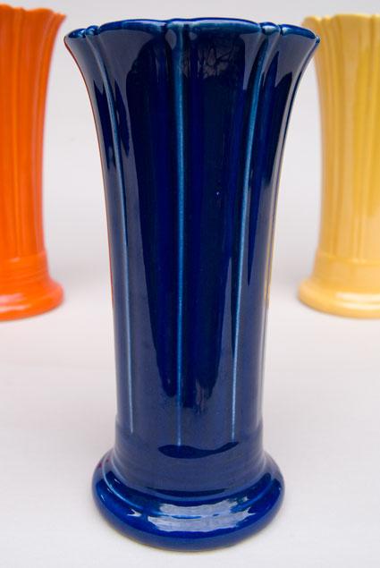 Vintage Fiesta 8 inch Original Cobalt Blue Fiestaware