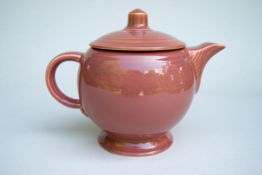Vintage Fiestaware 50s Rose Fiesta Pottery Original