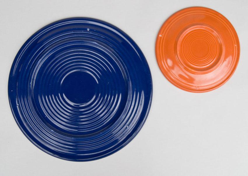 Original Cobalt Blue Vintage Fiesta Cake Plate Fiestaware For Sale Old Authentic ... & Original Cobalt Blue Vintage Fiestaware Cake Plate Fiestaware ...