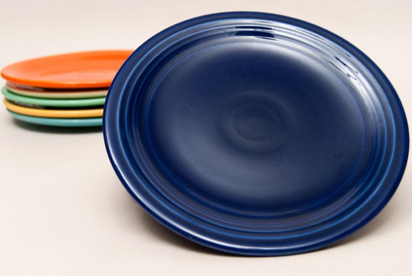 Vintage Fiesta Ivory 7 Inch Plate Fiestaware Pottery Vase Gift Rare Hard to & Vintage Fiesta Plates for Sale: Fiestaware Pottery 6 7 9 10 inch ...