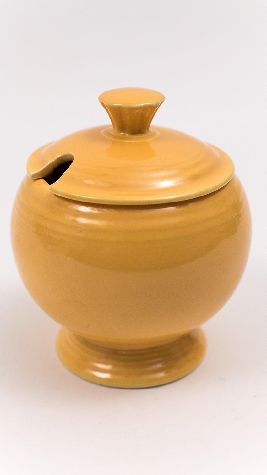 Vintage Fiestaware Original Yellow Fiesta Pottery