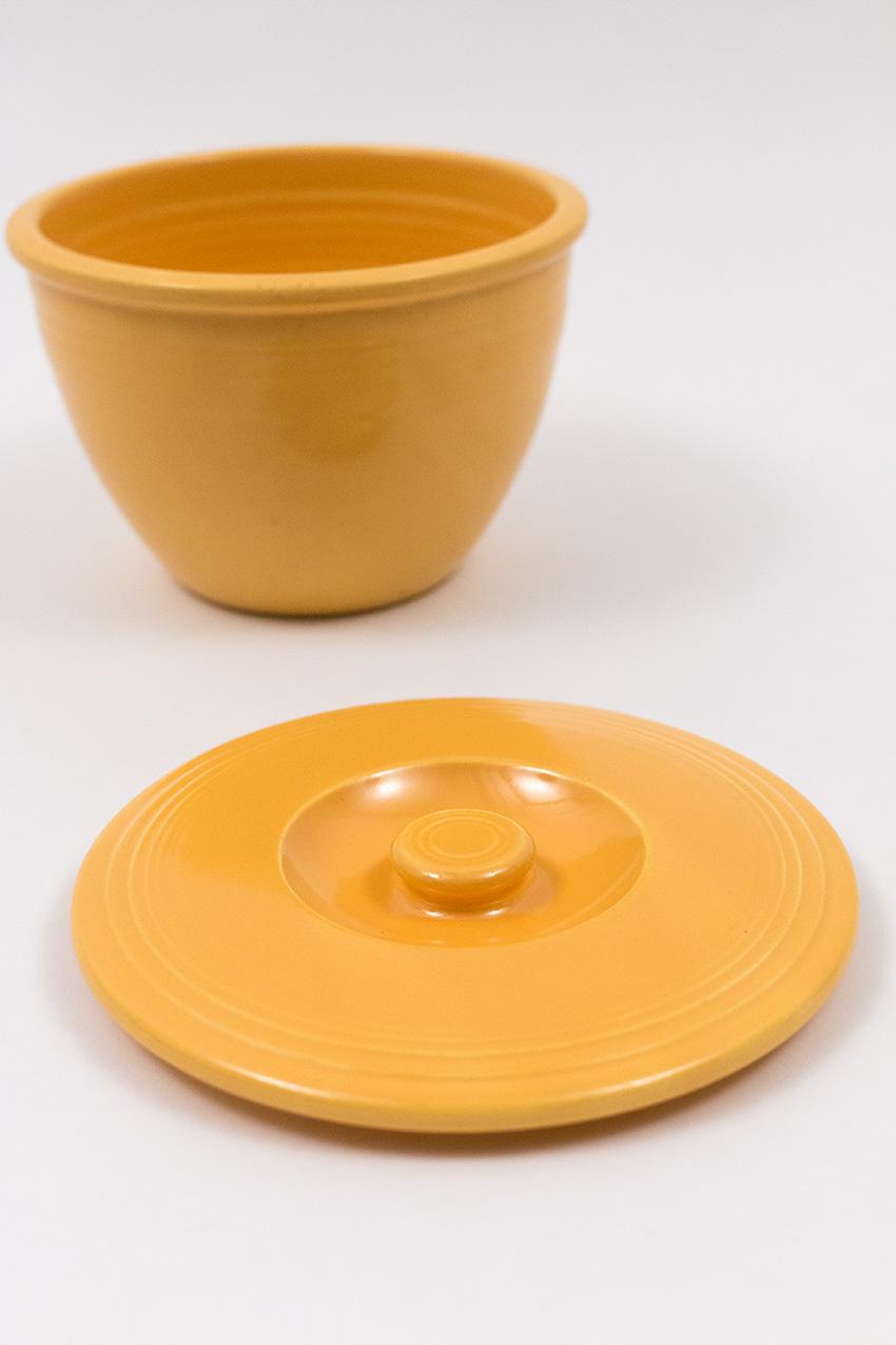 Vintage FiestaNesting Bowl Lid number two inoriginal radioactive red ...