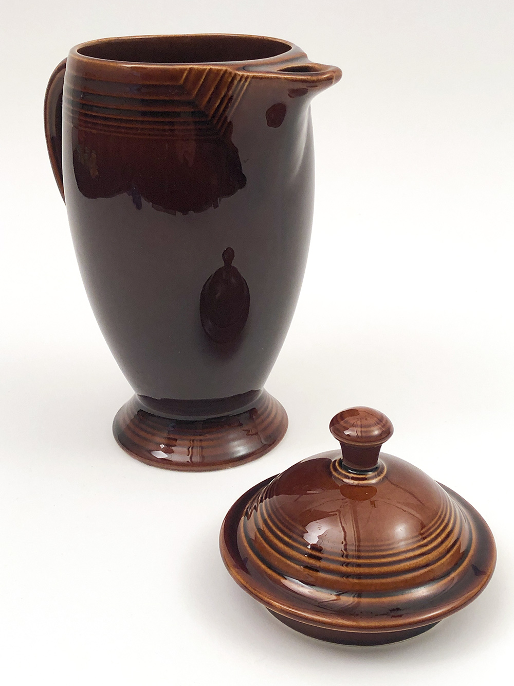 lid amberstone coffeepot server